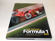 OFFICIAL FORMULA 1 SEASON REVIEW 2004 : THE  (Jones 2004)